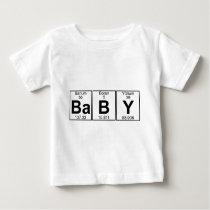 Ba-B-Y (baby) - Full Baby T-Shirt