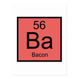 Ba Bacon Postcard