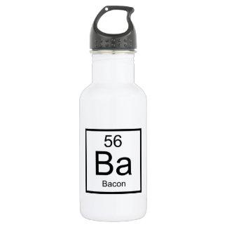 Ba Bacon Stainless Steel Water Bottle