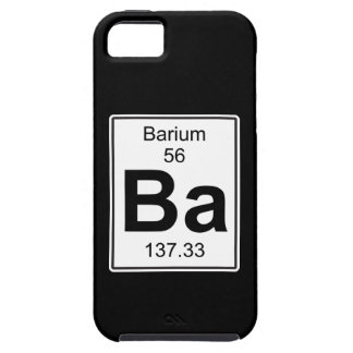 Ba - Barium iPhone SE/5/5s Case