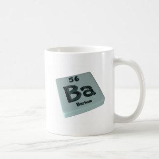 Ba Barium Mugs