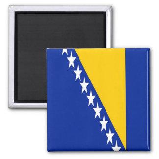 BA - Bosnia and Herzegovina - Flag Magnet