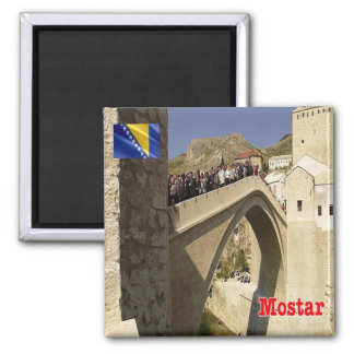 BA - Bosnia and Herzegovina - Mostar Magnet