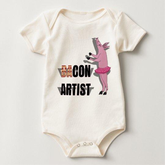 (Ba)Con Artist Baby Bodysuit