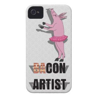 (Ba)Con Artist Case-Mate iPhone 4 Case