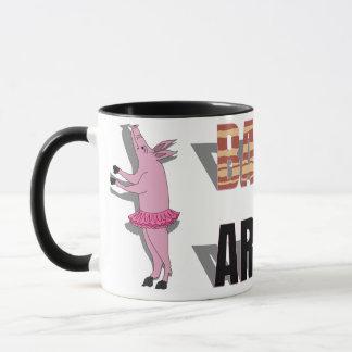 (Ba)Con Artist Mug
