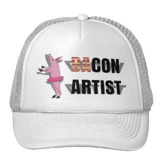 (Ba)Con Artist Trucker Hat