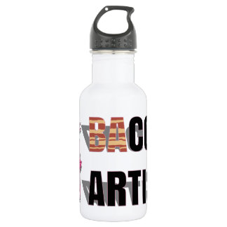 (Ba)Con Artist Water Bottle