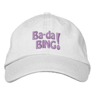 BA-DA BING! cap