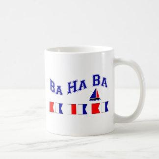Ba Ha Ba, w/ Maritime Flags Coffee Mug