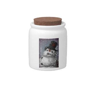 Ba Humbug! Candy Jar