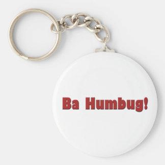 Ba Humbug! Keychain