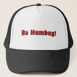 Ba Humbug! Trucker Hat