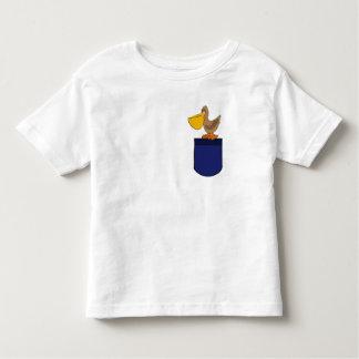 BA- Pelican in a Pocket Shirt