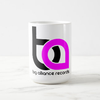 BA Records Coffee Mug