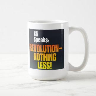 BA Speaks Mug