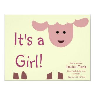 Baa Baa Baby Card