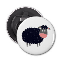 Baa Baa Black Sheep Bottle Opener