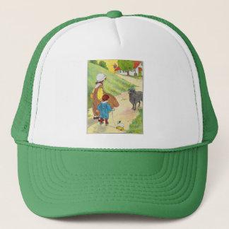 Baa, baa, black sheep, Have you any wool? Trucker Hat