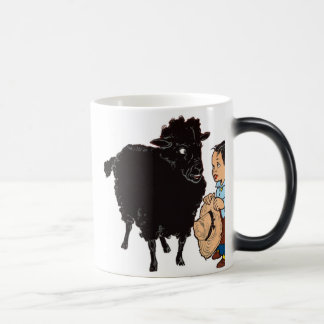 Baa Baa Black Sheep Magic Mug