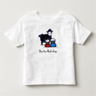 Baa Baa Black Sheep Toddler T-shirt
