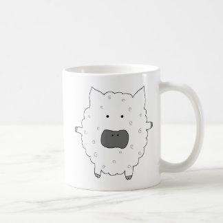 Baa Baa Sheep Coffee Mug