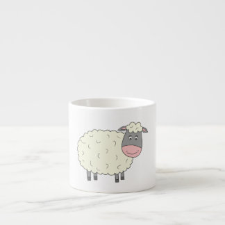 Baa Baa Sheep Espresso Cup