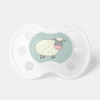 Baa Baa Sheep Pacifier