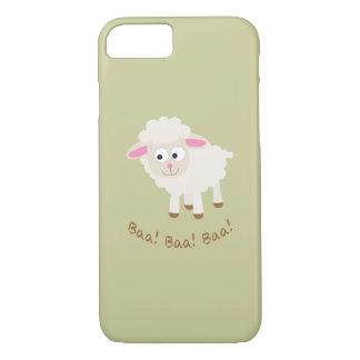 Baa! ! ! Cute Little Lamb iPhone 7 Case