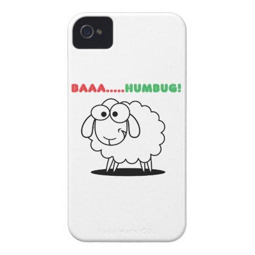 Baa….¡Embaucamiento! iPhone 4 Case-Mate Fundas