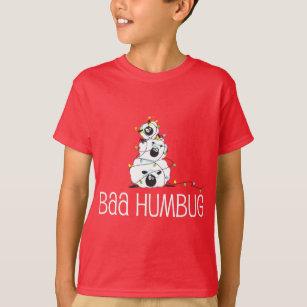 f22be1589f Baa Humbug T-Shirts - T-Shirt Design & Printing | Zazzle