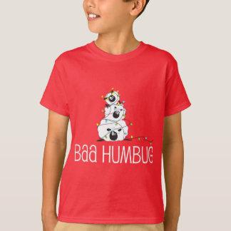 Baa Humbug - Christmas Sheep T-Shirt
