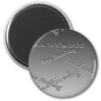 Baa Humbug (Embossed) Magnet
