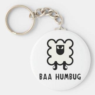 Baa Humbug Keychains