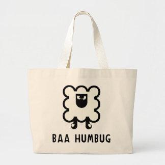 Baa Humbug Large Tote Bag