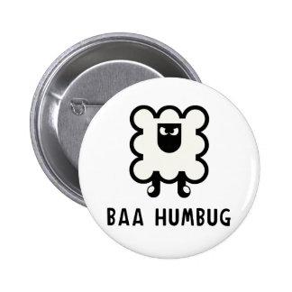 Baa Humbug Pin