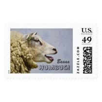 Baa Humbug Postage Stamp