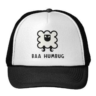 Baa Humbug Trucker Hats