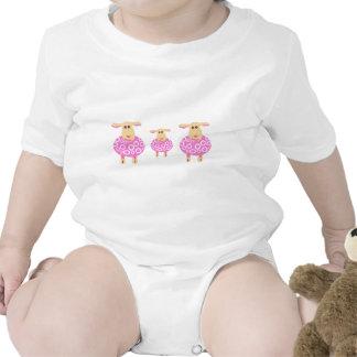 baa lambs t-shirt