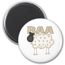 Baa Sheep Magnet