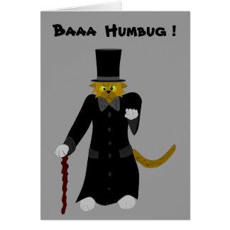 Baaa, Humbug ! Card