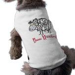 Baaa Humbug Christmas Dog Clothes