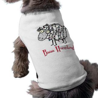 Baaa Humbug Christmas Shirt
