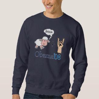 Baaa Rock! Obama Sweatshirt