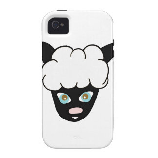 Baaa Sheep iPhone 4s Case Case-Mate iPhone 4 Covers
