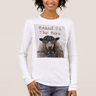 Baaad To the Bone Long Sleeve T-Shirt
