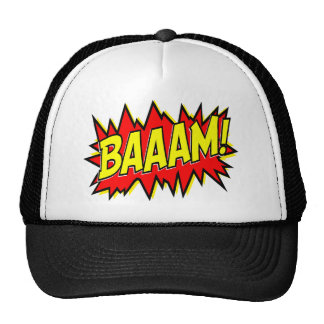 BAAAM! TRUCKER HAT