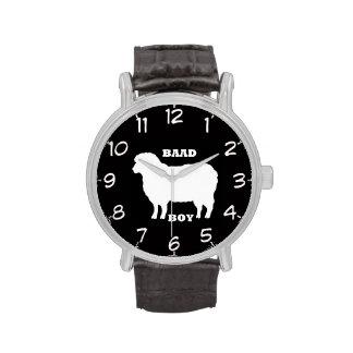 """""""BAAd Boy"""" design wrist watch"""