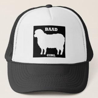 """""""BAAd Girl"""" Trucker Hat"""