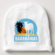Baahamas Beach Baby Beanie